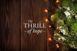 thrill-of-hope